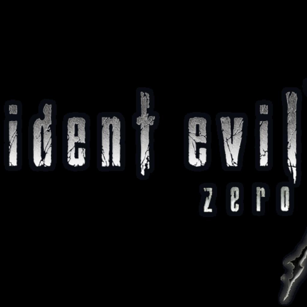 RESIDENT EVIL ZERO HD LOGO