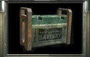 Batterie chargée Resident Evil 0