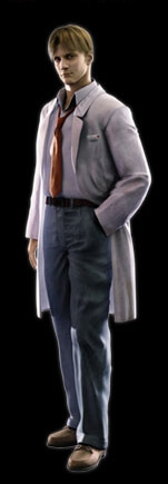 William Birkin Resident Evil 0