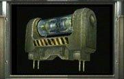 Bobine de sortie Resident Evil 0