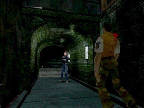Resident Evil 2 Astuces - Voir Brad Vickers