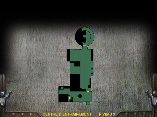Centre entraînement Niveau 3 Resident Evil 0