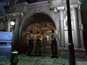 Resident Evil 2 Astuces - Grille Fantôme