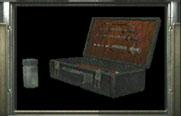 Liquide de batterie Resident Evil 0