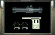 Pieces pistolet Resident Evil 0