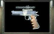 Pistolet Armée custom