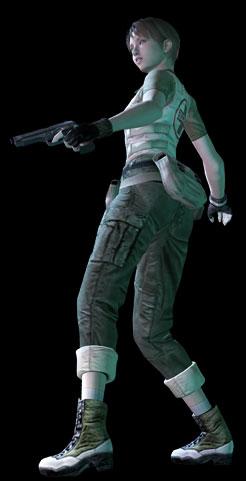 Rebecca Chambers Resident Evil 0