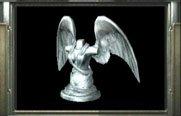 Statue du Bien Resident Evil 0