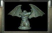 Statue du Mal Resident Evil 0