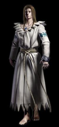 Homme inconnu Resident Evil 0