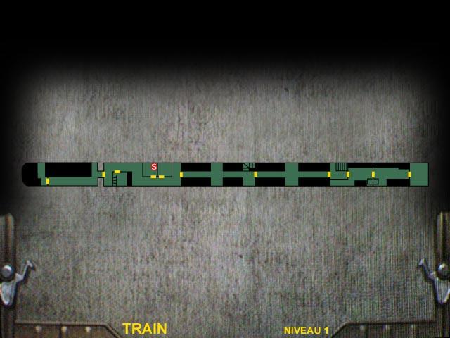 Train Niveau 1 Resident Evil 0