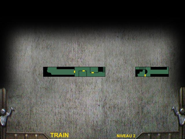Train Niveau 2 Resident Evil 0