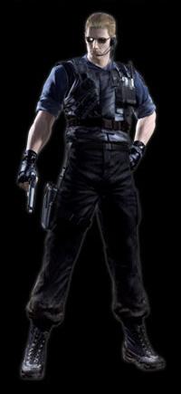 Albert Wesker Resident Evil 0