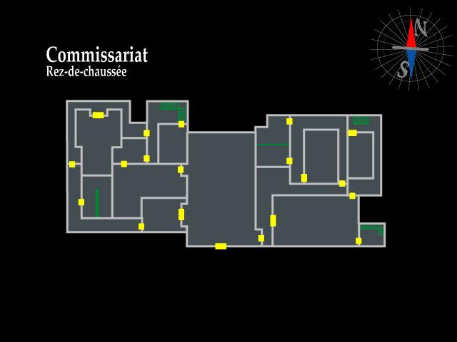 Resident Evil 2 – Commissariat RDC