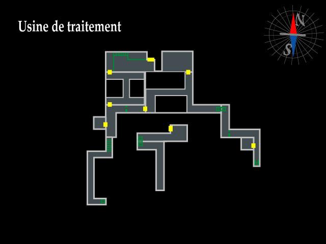 Resident Evil 2 – Usine de traitement