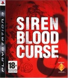 Siren Blood Curse sur PS3