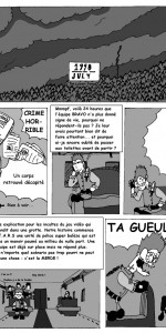 BD Resident Evil – Page 1