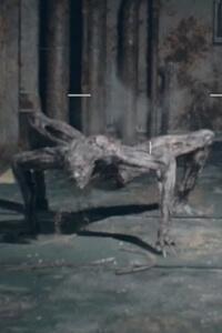 Molded quadrupède - Resident Evil 7