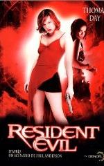 Romans Resident Evil