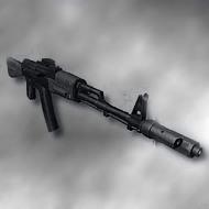 AK-74 - Resident Evil 5