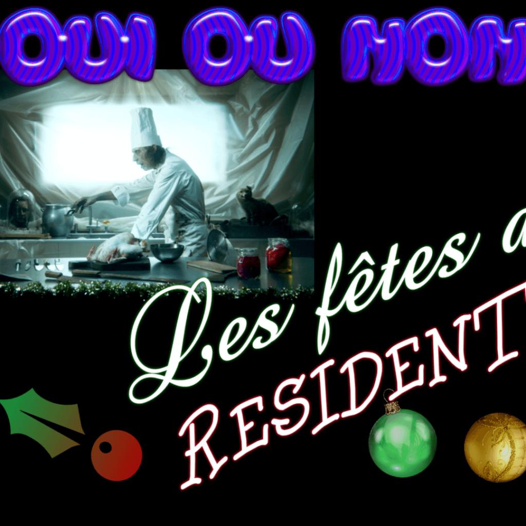 Le Reveillon avec Resident Evil