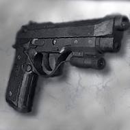 Beretta M92F - Resident Evil 5