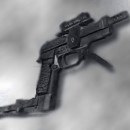 Beretta M93R - Resident Evil 5