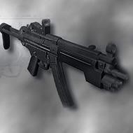 H&K MP5 - Resident Evil 5