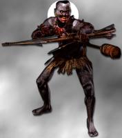 Majini indigène - Resident Evil 5