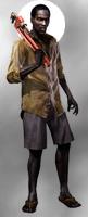 Majini villageois - Resident Evil 5