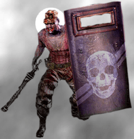 Majini soldat - Resident Evil 5