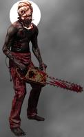 Majini tronçonneuse - Resident Evil 5