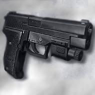 SIG P226 - Resident Evil 5