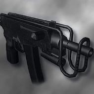VZ61 Skorpion - Resident Evil 5
