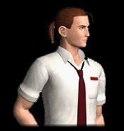 Resident Evil 2 - Ben Bertolucci