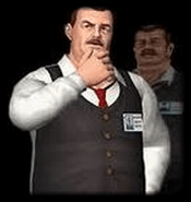 Resident Evil 2 - Brian Irons