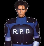 Resident Evil 2 - Leon Scott Kennedy