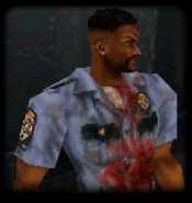 Resident Evil 2 - Marvin Branagh