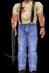 Resident Evil 2 – Robert Kendo