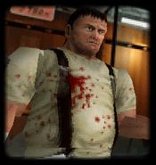 Resident Evil 2 - Robert Kendo