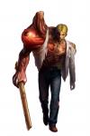 Resident Evil 2 – William Birkin forme 1