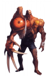Resident Evil 2 – William Birkin forme 2