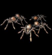 Resident Evil 2 - Petites Araignées
