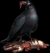 Resident Evil 2 - Corbeaux