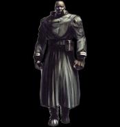Resident Evil 2 - Mister X