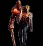 Resident Evil 2 - Birkin forme 1