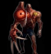 Resident Evil 2 - Birkin forme 2