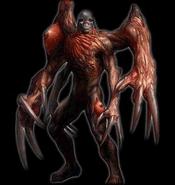 Resident Evil 2 - Birkin forme 3