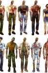 Resident Evil 2 – Zombies (toutes les variantes)