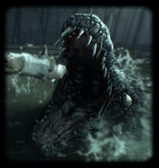 Resident Evil 7 - Alligators